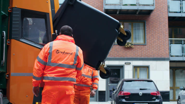 Digital transformation comes to life for waste management company