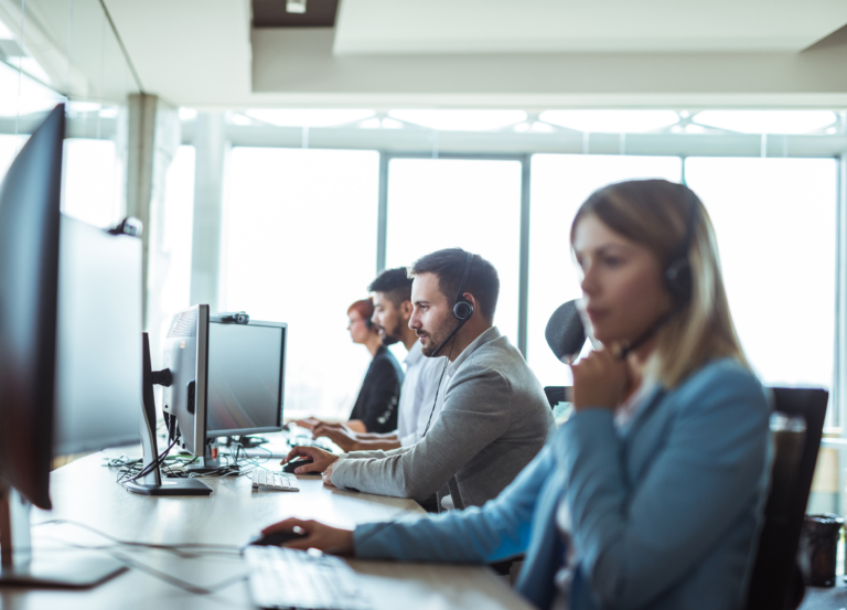 Financial services company uses contact centre from Telcom to boost staff productivity by 20% and improve customer service.